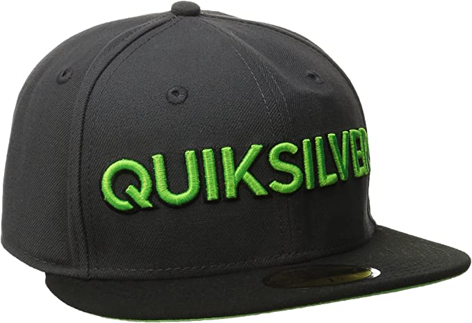 Brand New Quiksilver 59FIFTY New Era Cap Hat Surf 7 1//2