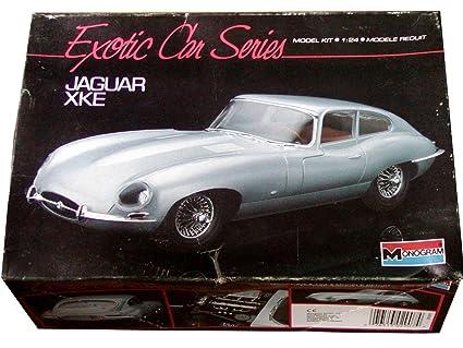 amazon com scale dp green toys jaguar games xke type e