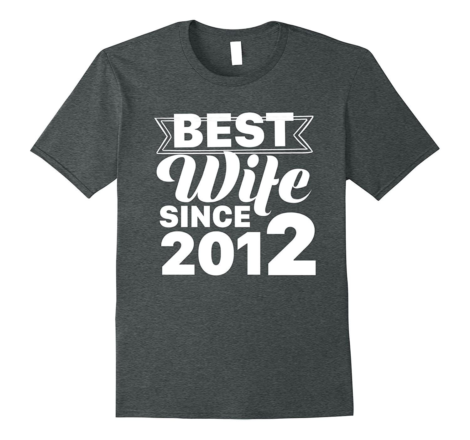 5th Wedding Anniversary Gift Ideas For Her-Wife Since 2012