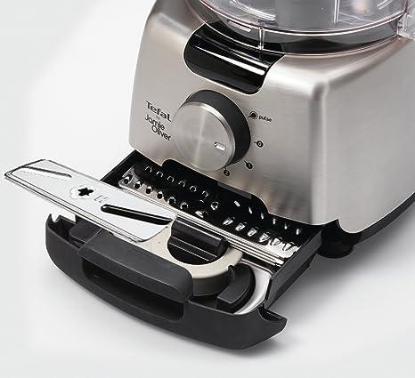 Tefal StoreInn Jamie Oliver, Plata/Negro - Robot de cocina: Amazon.es: Hogar