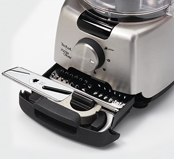 Tefal StoreInn Jamie Oliver, Plata/Negro - Robot de cocina ...