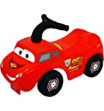 Kiddieland Toys Limited Disney Light N' Sound Activity McQueen Racer Ride On