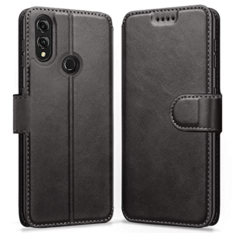 coque portefeuille huawei p smart 2019