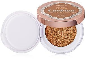 L'Oréal Paris True Match Lumi Cushion Foundation, W5.5 Suntan, 0.51 oz.