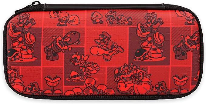 Estuche Discreto Powera Para Nintendo Switch. Super Mario En Rojo: Amazon.es: Videojuegos
