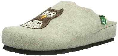 Dr. Brinkmann 320371 - Zapatillas de estar por casa para mujer, color Creme,