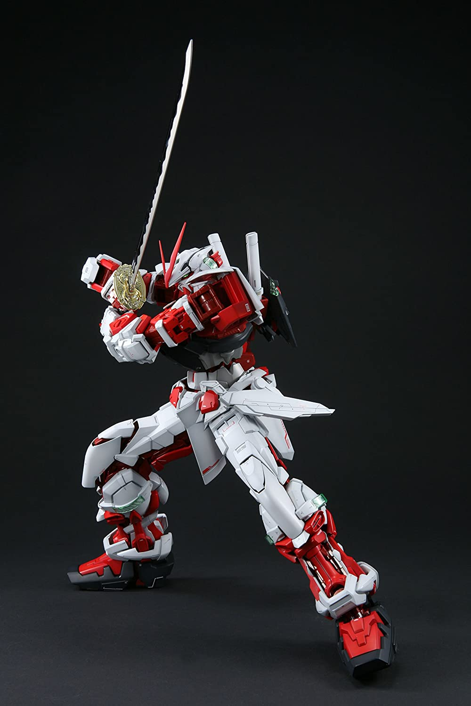 Bandai Hobby Gundam Seed Astray Modellset roter Rahmen Maßstab 1:60 ...