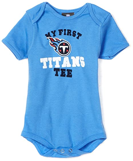 super popular ee89f be390 Amazon.com : NFL Infant/Toddler Boys' Tennessee Titans