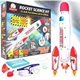 BLOONSY Water Rocket Kit | Water Rockets for Kids | Toy Rocket Launcher for Kids (INT)