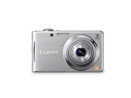amazon com panasonic lumix dmc fh5 16 1 mp digital camera with 4x rh amazon com 24X Panasonic Lumix DMC 24X Panasonic Lumix DMC