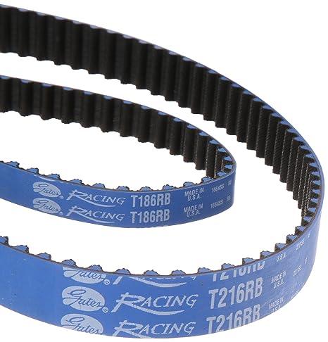 Gates t216rb azul Racing Correa dentada