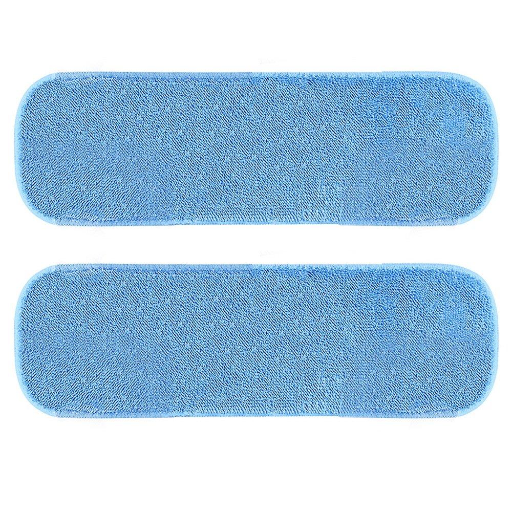 Mm. Siga Lot de 2serpillères de rechange en microfibre pour balai 40x 12cm Ltd. SJ21556
