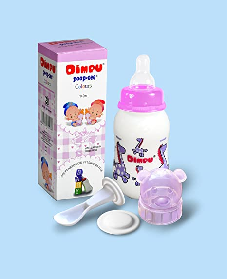 Buy Dimpu poop-cee Colours 140 ml and 240ml Polycarbonate