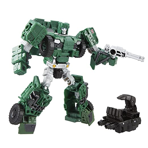 3 opinioni per Transformers Generations Deluxe Autobot Hound Action Figure by Transformers