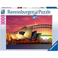 Ravensburger Opera House Harbour BR Puzzle 1000pc,Adult Puzzles