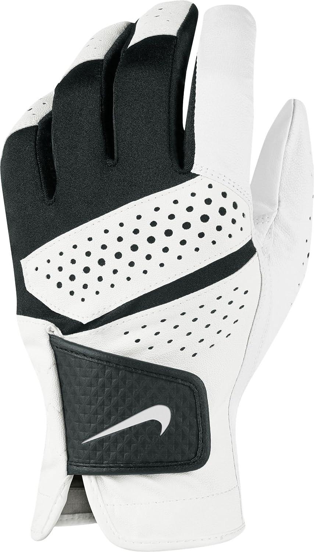 NEW Nike Tech Extreme VI Men s Cadet Left Medium Large White Black Golf Glove