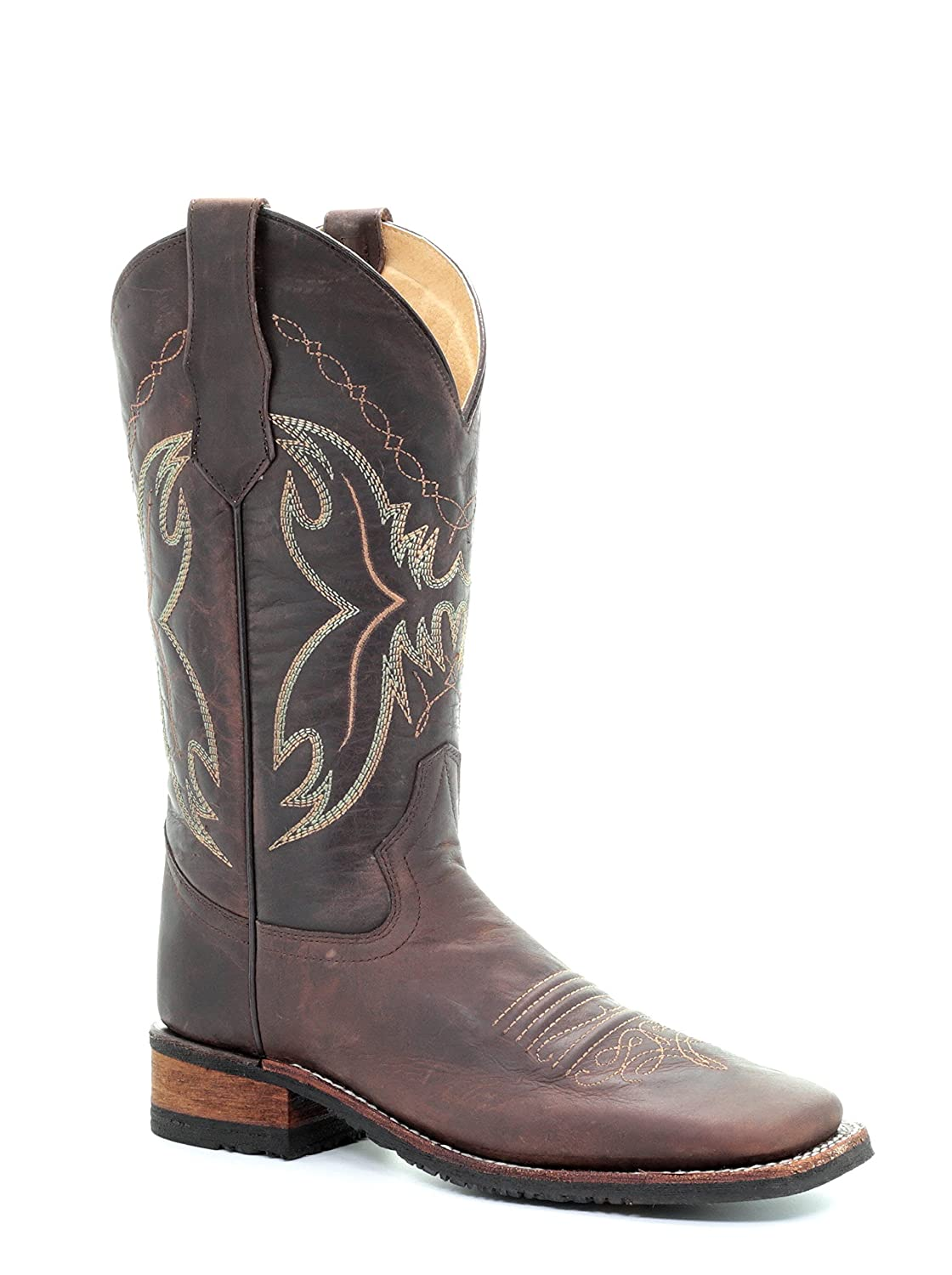 5256d10ad31 Amazon.com | Corral Circle G Women's Western Embroidery Square Toe ...
