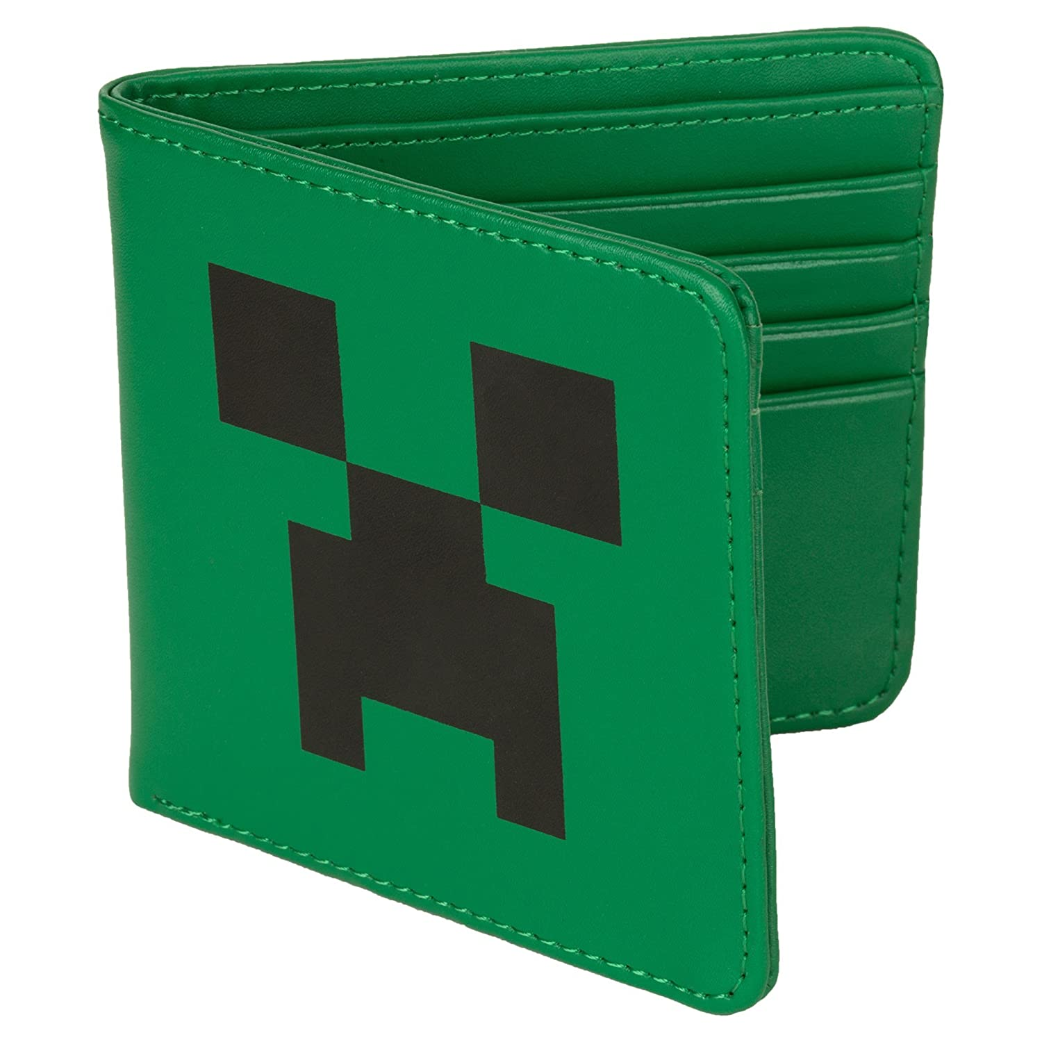 Portefeuille Minecraft - Creeper JINX 5262