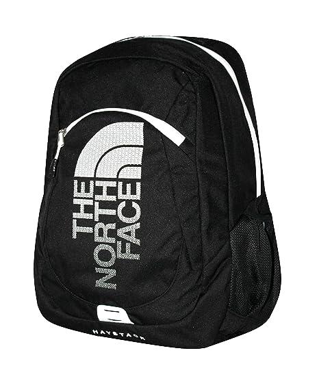 The North Face Unisex Haystack Laptop Backpack Book Bag (TNF BLACK)