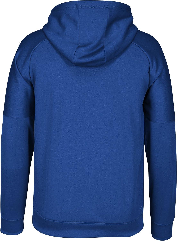 adidas Herren Arched Heat Team Issue Fleece Pullover Hood Arched Heat Team Issue Fleece Pullover Kapuze (6er Pack) Collegiate Royal