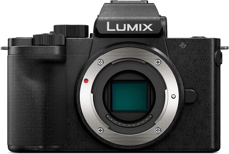 Panasonic Lumix G Dc G110 K System Camera With Camera Photo