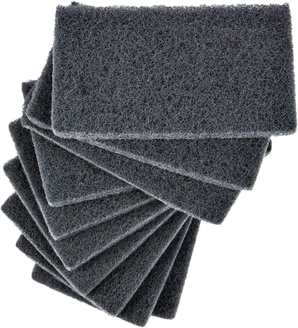 10 St Reinigungsvlies metallfrei Kupferrohre Fittinge L/ötverbindung Putzvlies
