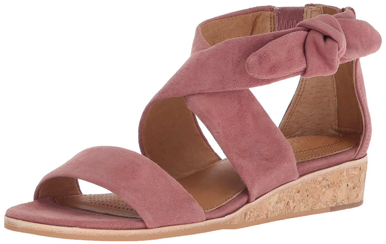 Corso Como Women's Cc-Rasque Wedge Sandal B077G75BL2 10 B(M) US|Old Rose