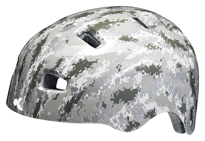 KED Risco K-Star Helmet Grau 2018 Fahrradhelm