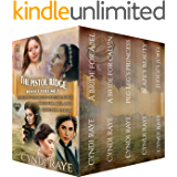 Pistol Ridge Boxset Volume 1- Historical Western Romance (The Pistol Ridge Series)