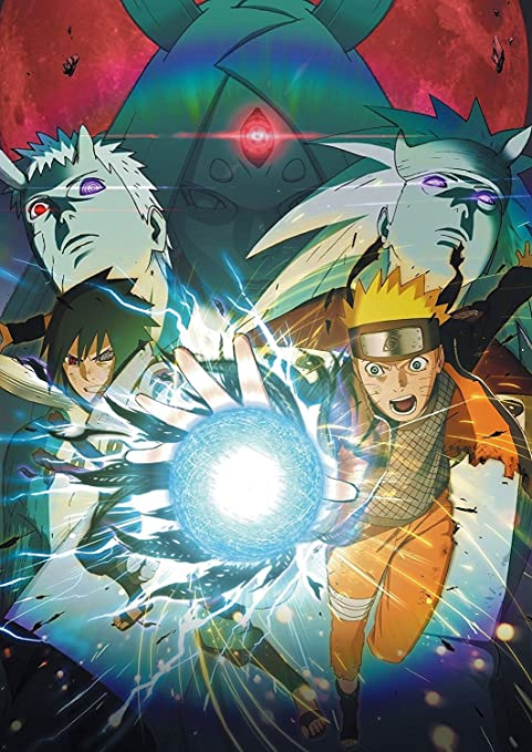 Amazon.com: Naruto Shippuden: Ultimate Ninja Storm 4 Póster ...