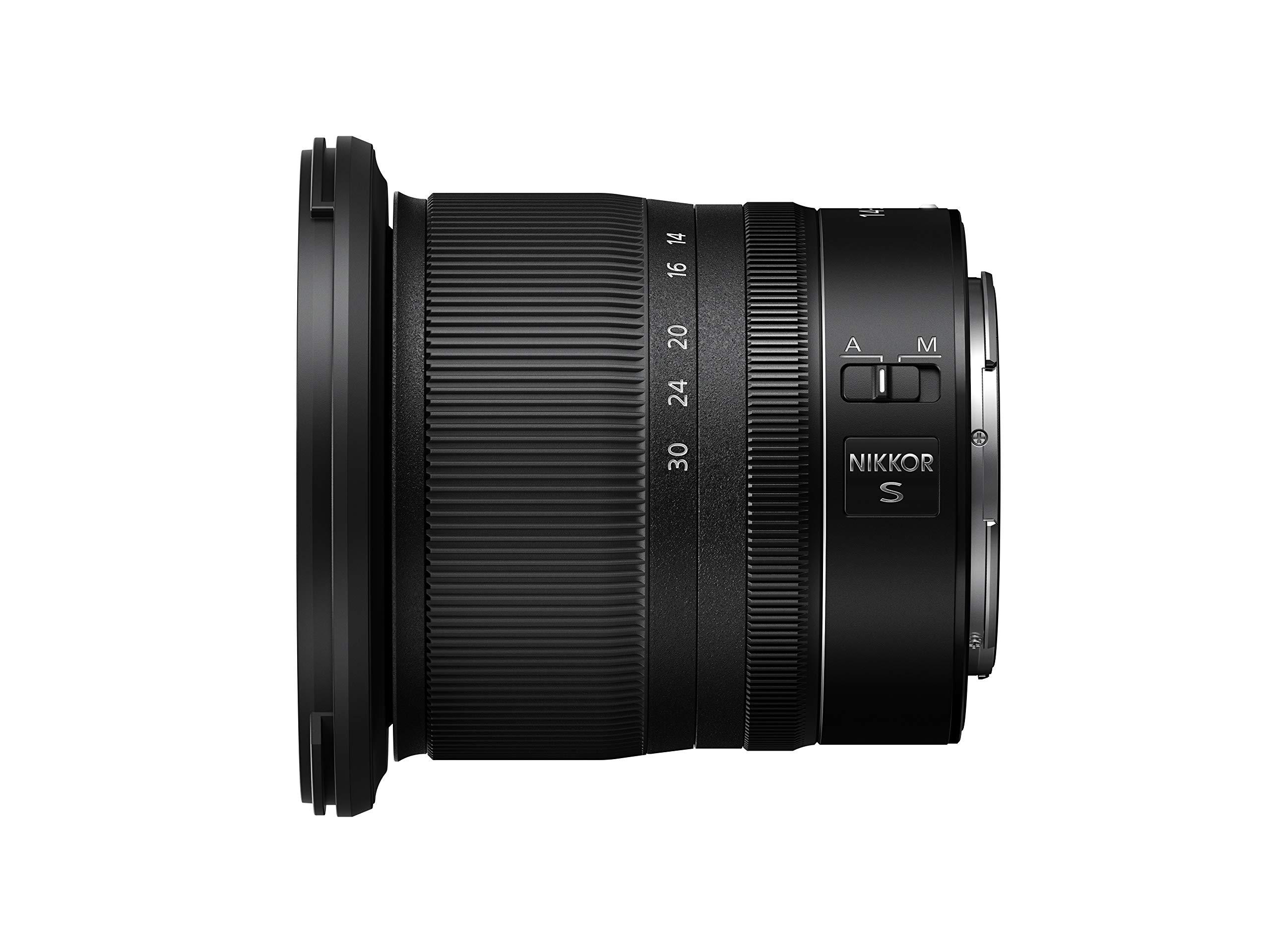 NIKKOR Z 14-30mm f/4 S by Nikon