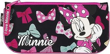 Safta- Estuche portatodo Plano, Color Minnie Mouse (811548028): Amazon.es: Juguetes y juegos