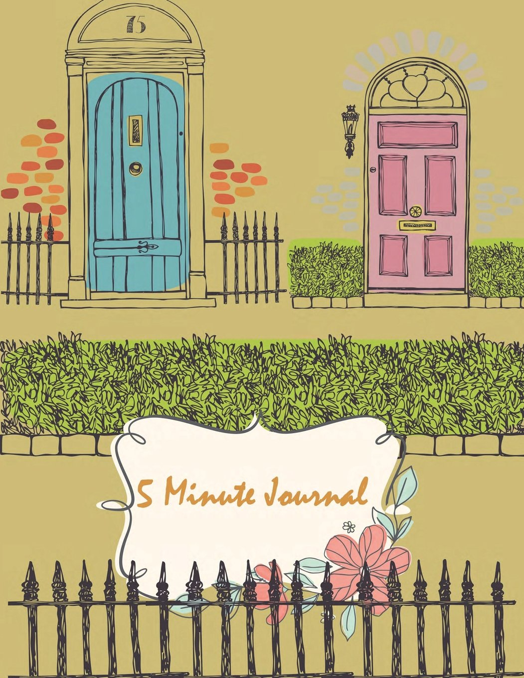 "Download 5 Minute Journal: Lovely Cat and Dog, Mindfulness Daily Planner, Meditation Journals To Write In,Daily Mindfulness Planner For Manage Anxiety,Worry And Stress 120 pages 8.5"" x 11"" pdf epub"