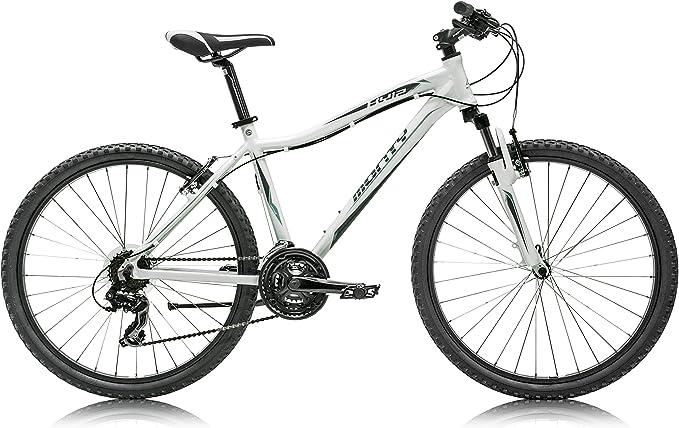 Monty KY12 Bicicleta de Montaña, Unisex Adulto, Blanco, XS: Amazon.es: Deportes y aire libre
