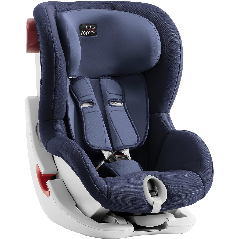 Car Seat 9-18kg Britax R/ömer King II Black Series Group 1 Cosmos Black