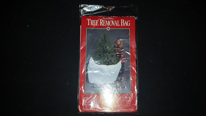 SantaS Best Christmas Tree Removal Bag 90 Tall Ace Trading Dyno 4 63500AC