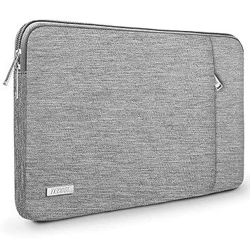TECOOL Funda Blanda para Ordenador Portátil, Maletín Bolso Protector para 2018 2019 MacBook Air 13 Retina A1932, 2016-2019 MacBook Pro 13, y 13 ...