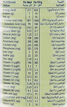 b9928e09e Nestle Cerelac Infant Cereal Baby Food Rice Tin 400g: Amazon.ae:  CarrefourUAE