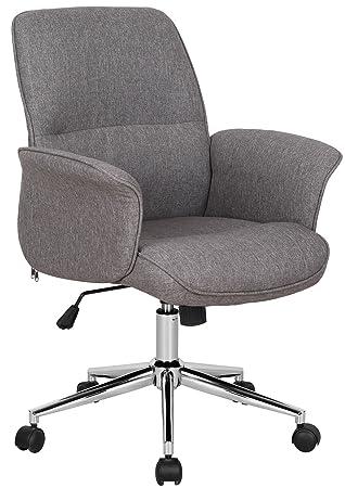 Chaise De Bureau Marron 0704M 3675