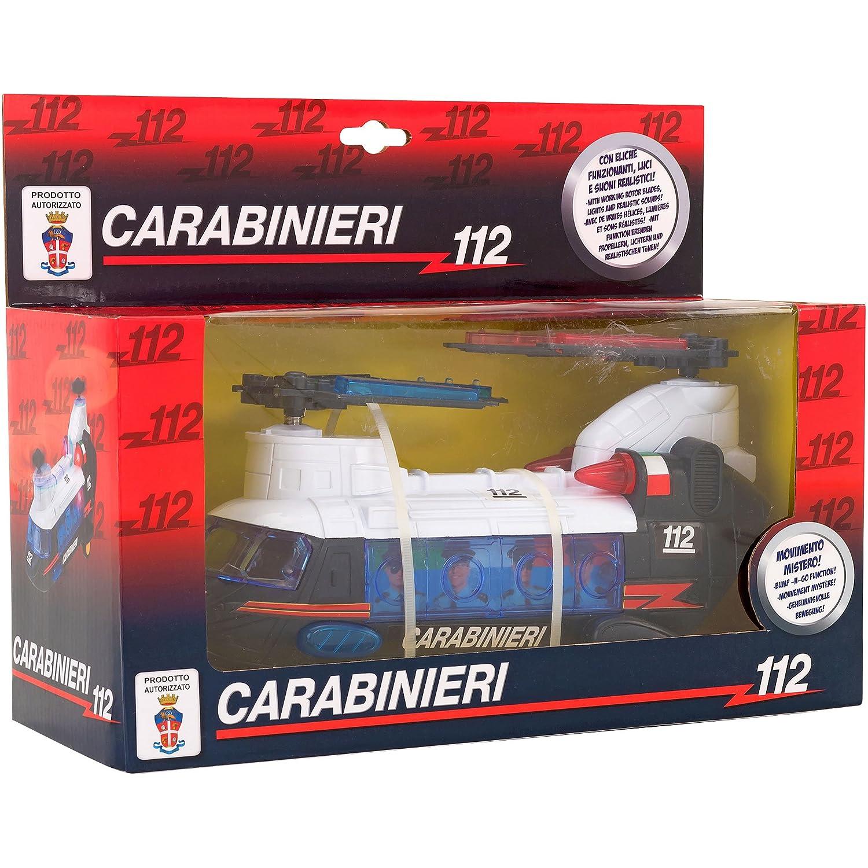 850017 Multicolore Globo S.P.A Aereo Carabinieri MOV.Mistero 25 37795