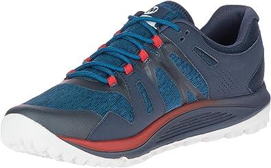 Merrell Nova Gore-Tex, Zapatillas de Running para Asfalto para Hombre: Amazon.es: Zapatos y complementos
