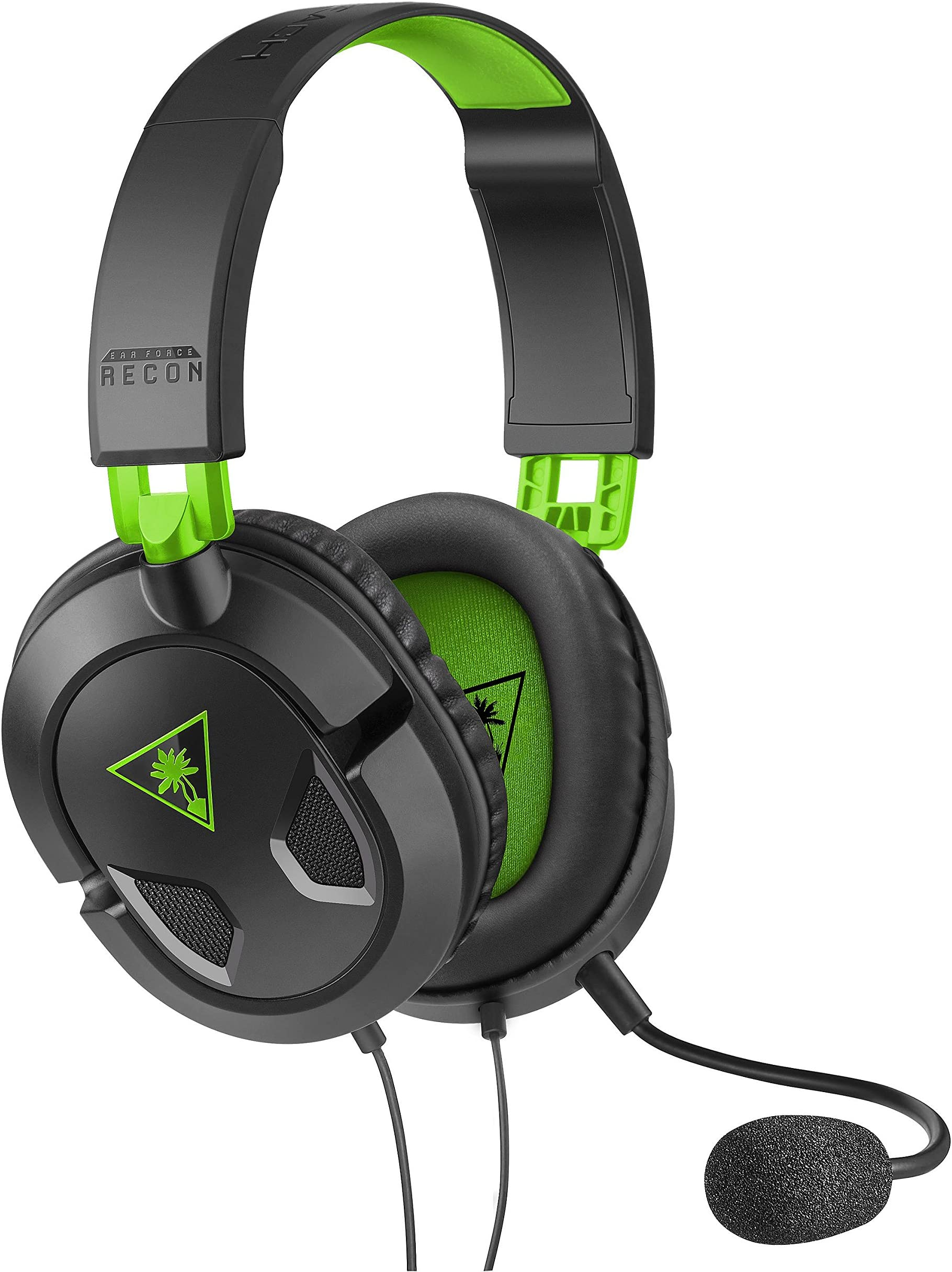 amazon com turtle beach ear force recon 50x stereo gaming headset Turtle Beach X12 Wire Diagram at Turtle Beach Wiring Diagram For B Ear