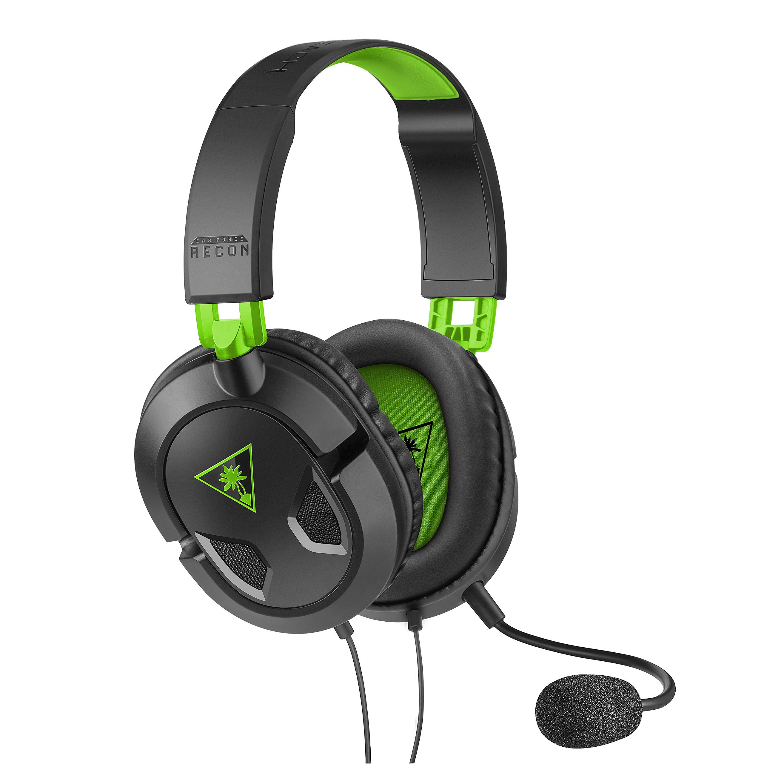 Auriculares Gamer : Turtle Beach Ear Force Recon 50x Xbox O