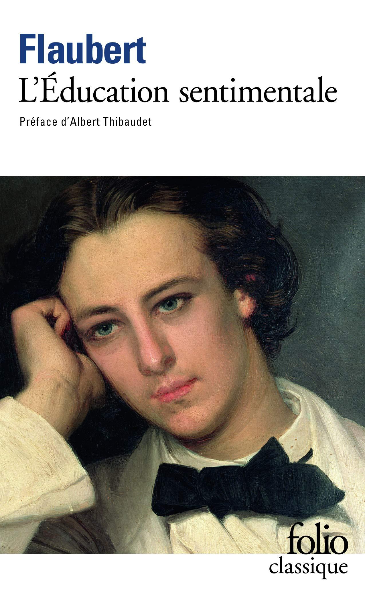 L'éducation sentimentale - Extrait du chapitre 1 de la première partie - Flaubert