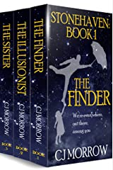 Stonehaven Series - complete box set of hidden magic: The Finder, The Illusionist, The Sister Kindle Edition
