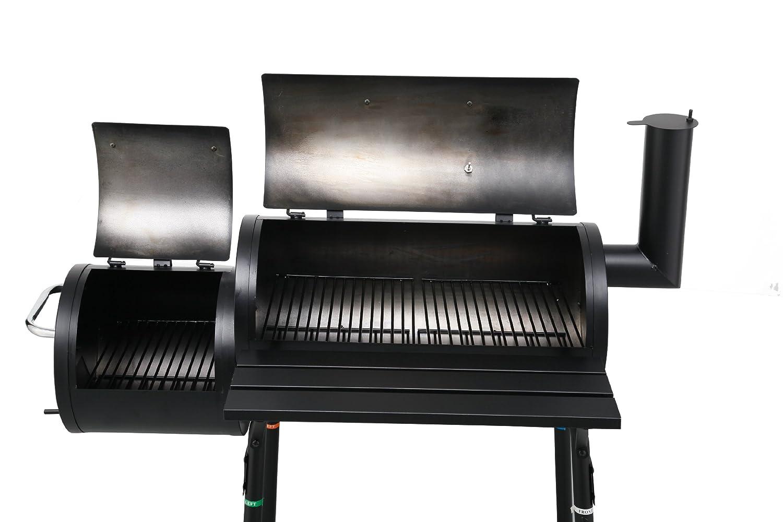 Tepro Holzkohlegrill Anleitung : Holzkohlegrills grills im test