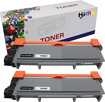 3 Pack TN660 High Yield Black Toner for Brother HL-L2360DW HL-L2380DW MFC-L2680W