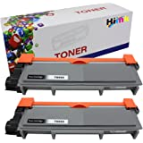 HI INK 2 Pack TN660 High Yield Toner Cartridge For Brother TN660 TN630 DCP-L2520DW DCP-L2540DW HL-L2300D HL-L2360DW HL-L2320D HL-L2380DW HL-L2340DW MFC-L2700DW MFC-L2720DW MFC-L2740DW Printers