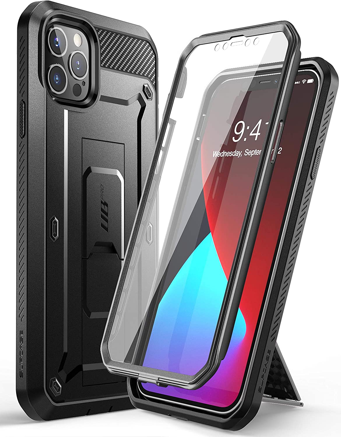 SUPCASE Unicorn Beetle Pro Series Case for iPhone 12 Pro Max