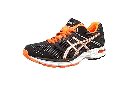 wholesale dealer 4b3de 346fd ASICS Gel-Phoenix 7, Men s Running Shoes, Black (Black Silver